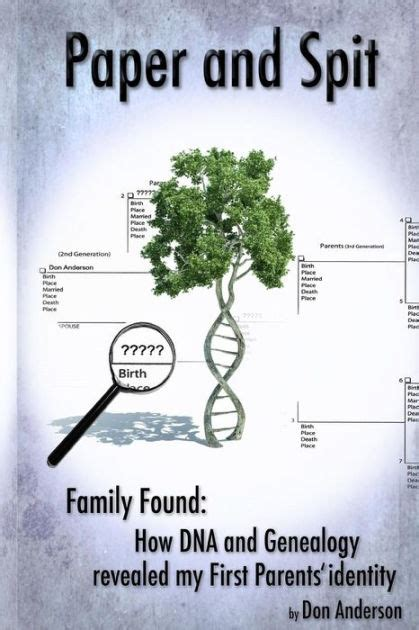 Paper And Spit Family Found How Dna And Genealogy Revealed My First Parents Identity