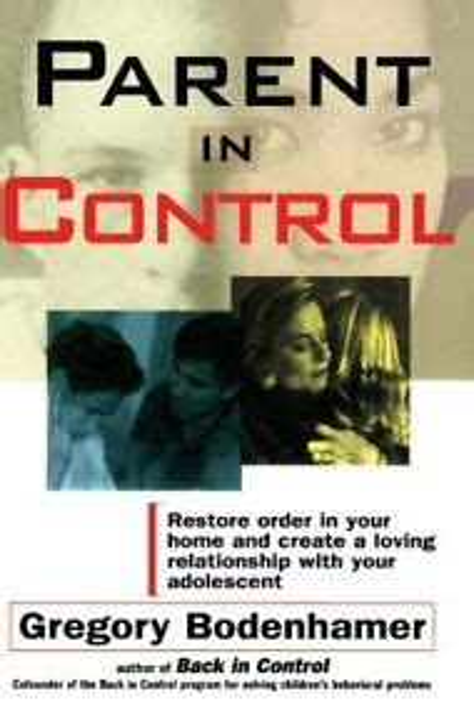 Parent In Control Bodenhamer Gregory (ePUB/PDF) Free
