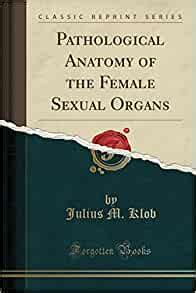 Pathological Anatomy Of The Female Sexual Organs Classic Reprint