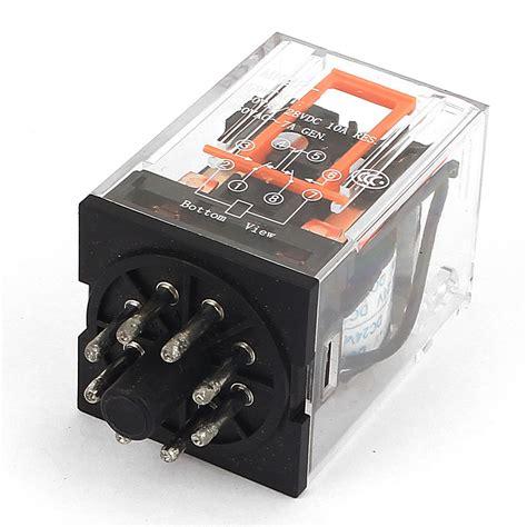Pc 8 Pin Dpdt Relay Wiring Diagram (ePUB/PDF)