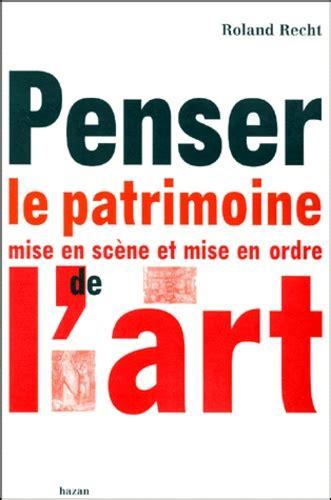 Penser Le Patrimoine (ePUB/PDF) Free