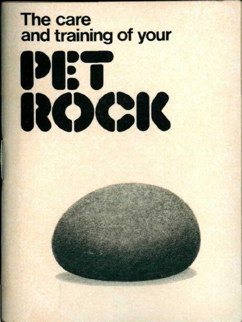 Pet Rock Manual (ePUB/PDF)