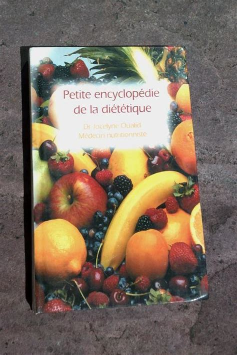 Petite Encyclopedie De La Dietetique (ePUB/PDF)