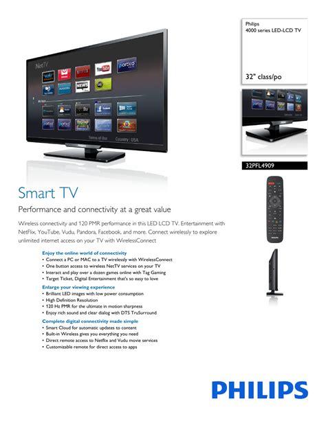 Philips Manual Tv (ePUB/PDF) Free