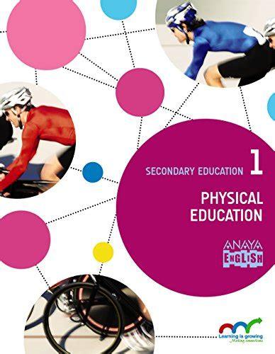 Physical Education 1 Anaya English 9788467851236 (ePUB/PDF)