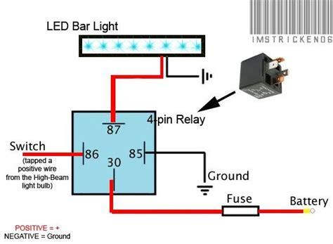 piaa fog light relay wiring diagram