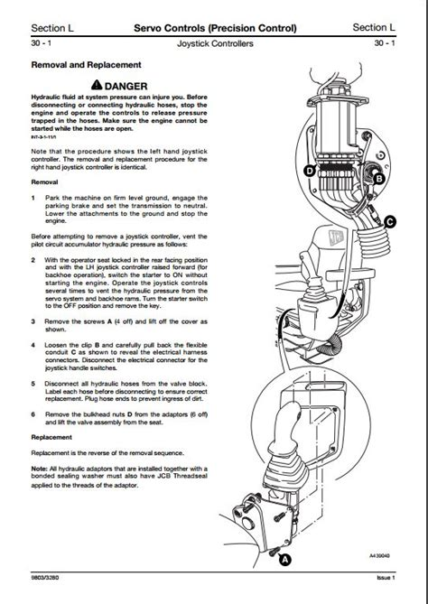 Enjoyable Pilot Control Wiring Diagram Jcb Epub Pdf Wiring 101 Cranwise Assnl