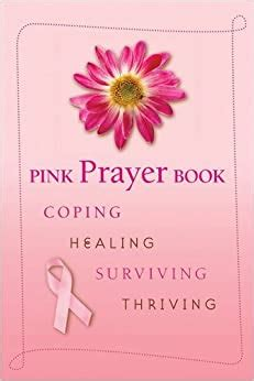 Pink Prayer Book Coping Healing Surviving Thriving English And English Edition
