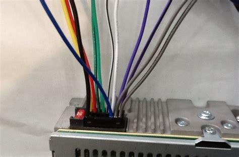 pioneer deh 1500 wiring harness diagram