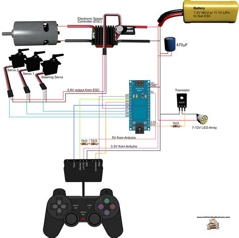 playstation to usb wiring diagram