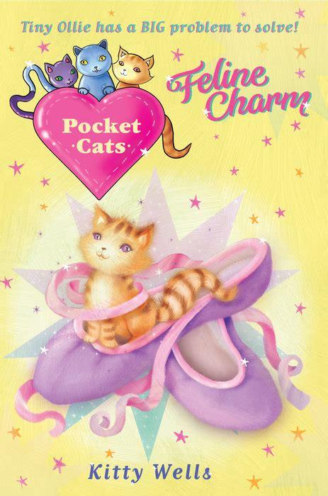 Pocket Cats Feline Charm Harrison Joanna Wells Kitty (ePUB/PDF)