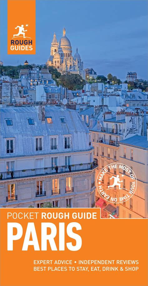 Pocket Rough Guide Paris Rough Guides