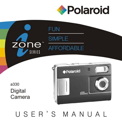 Download Polaroid A330 Manual From server3ramd cosvalley de