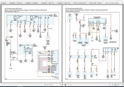 Porsche Cayenne Wiring Diagram Free Picture Schematic ePUB/PDF
