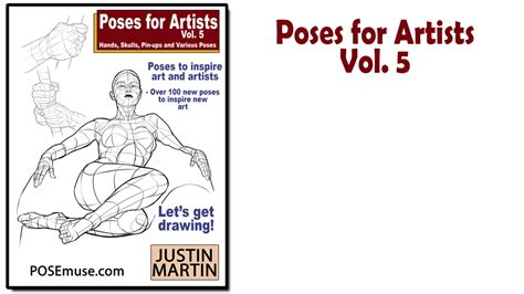 Poses For Artists Volume 4 Couples Poses An Essential
