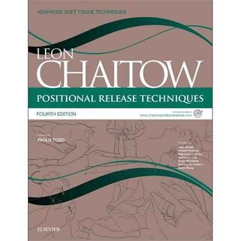 Positional Release Techniques Includes Access To Www Chaitowpositionalrelease Com