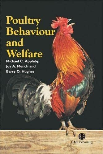 Poultry Behaviour And Welfare Cabi Publishing