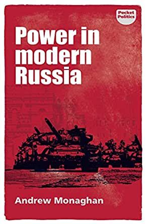 Power In Modern Russia Strategy And Mobilisation Pocket Politics