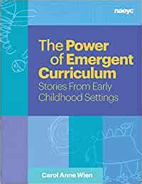 Power Of Emergent CurriculumItem 181 Stories From Early Childhood Settings