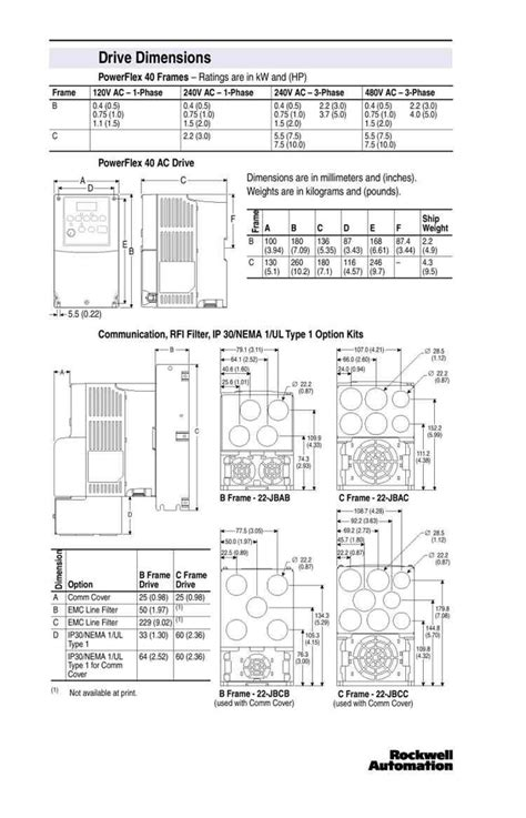 Powerflex 40 Ethernet Wiring Diagram (ePUB/PDF)
