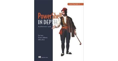 Powershell In Depth (ePUB/PDF) Free