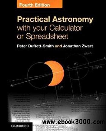 Download: Practical Astronomy With Your Calculator Or Spreadsheet