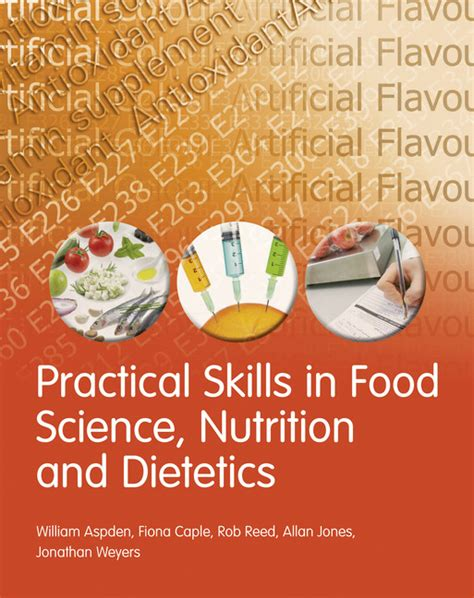 Practical Skills In Food Science Nutrition And Dietetics