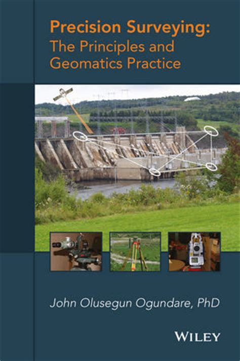 Precision Surveying The Principles And Geomatics Practice