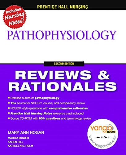 Prentice Hall Nursing Reviews Rationales Pathophysiology 2nd Edition