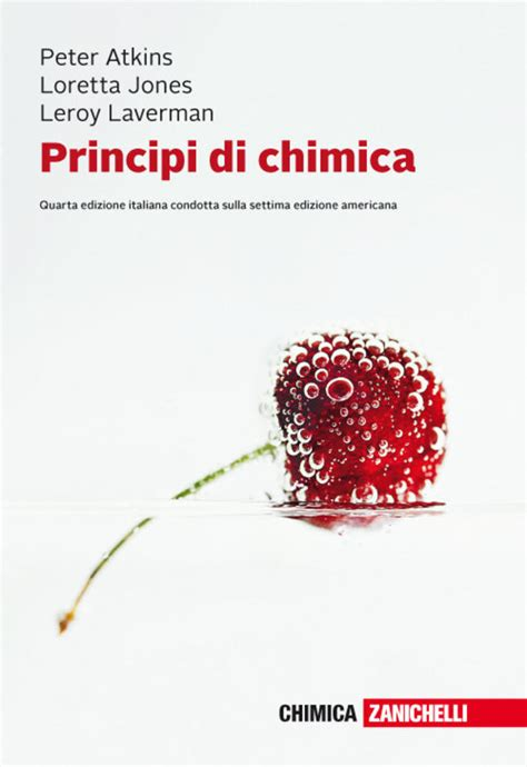 Principi Di Chimica Con Ebook