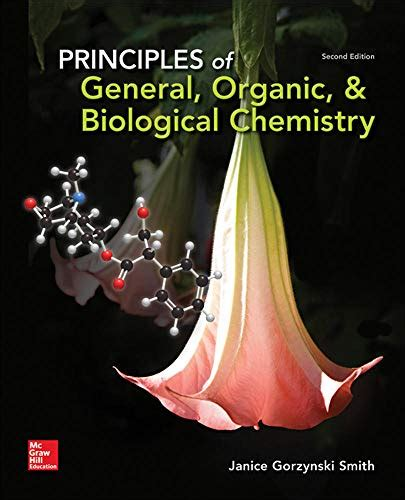 Principle Of General Organic Biological Chemistry English Edition