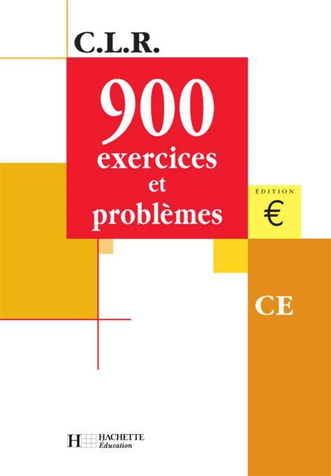 Problemes Ce Livre De L Eleve