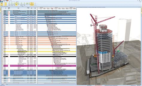 Project Modelling In Construction Seeing Is Believing