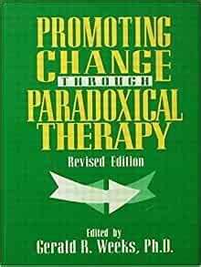 Promoting Change Through Paradoxical Therapy Weeks Gerald (ePUB/PDF)
