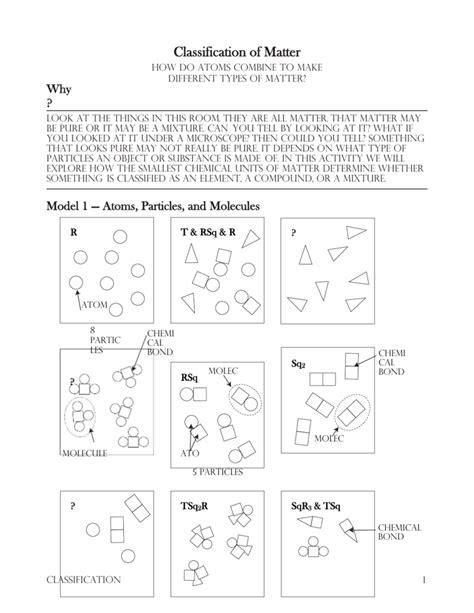 Properties Of Matter Pogil (ePUB/PDF) Free