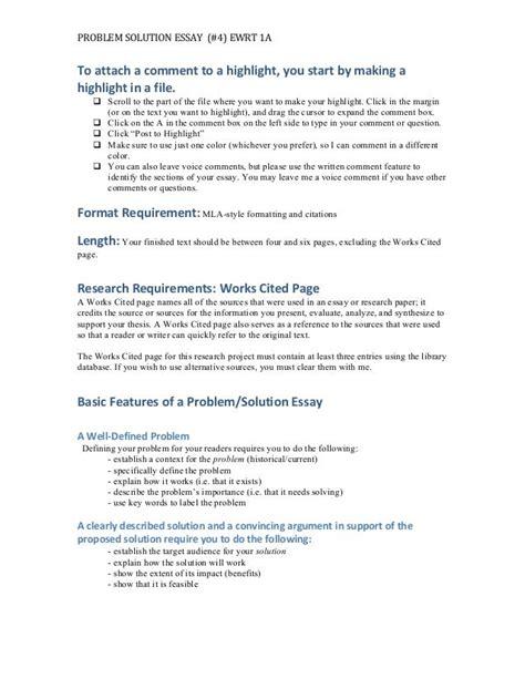 Proposing A Solution Essay (ePUB/PDF) Free