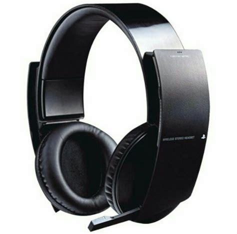 Ps3 Sony Wireless Stereo Headset Manual (ePUB/PDF)