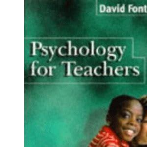 Psychology For Teachers Psychology For Professional Groups