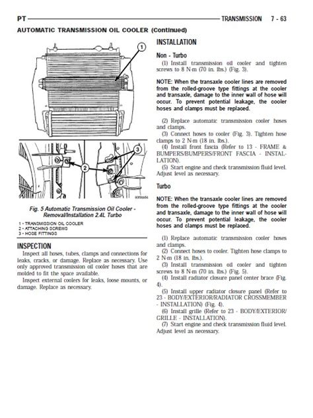 Pt Cruiser Manual Maintenance (ePUB/PDF) Free
