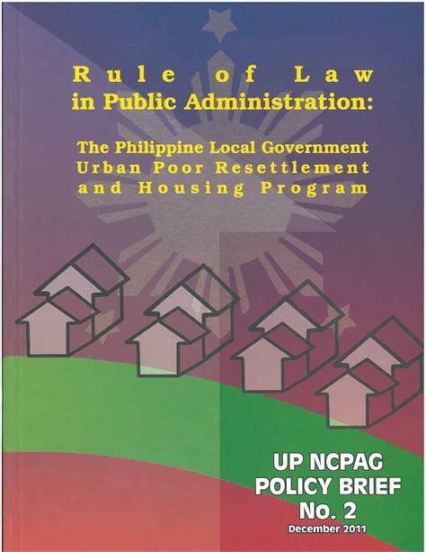 Public Administration And Law Public Administration And Public Policy