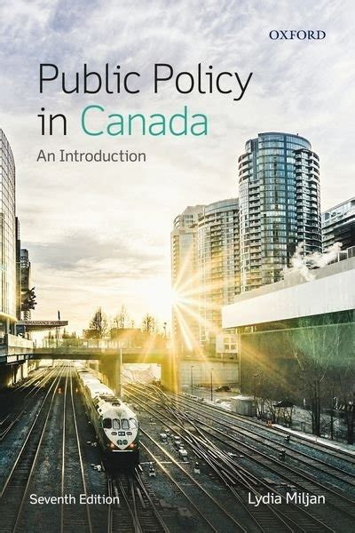 Public Policy In Canada An Introduction