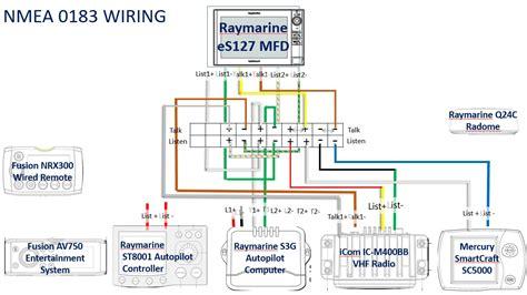 Amazing Raymarine Wiring Diagrams Epub Pdf Wiring 101 Cranwise Assnl