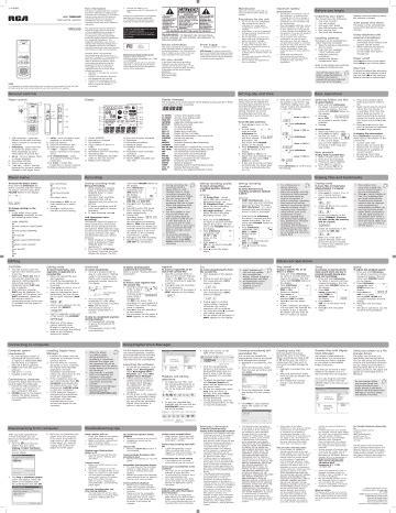 Rca Vr5230 Manual (Free ePUB/PDF) on