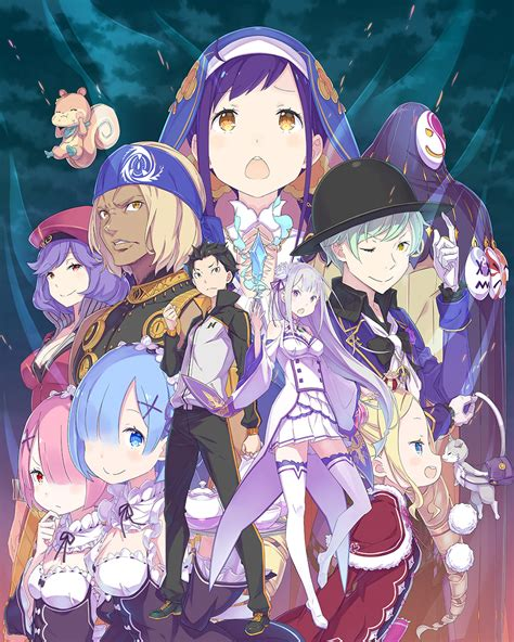 Re Zero Starting Life In Another World 4