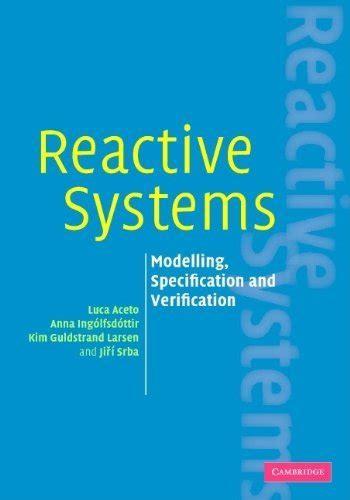 Reactive Systems Aceto Luca Inglfsdttir Anna Larsen Kim Guldstr ...