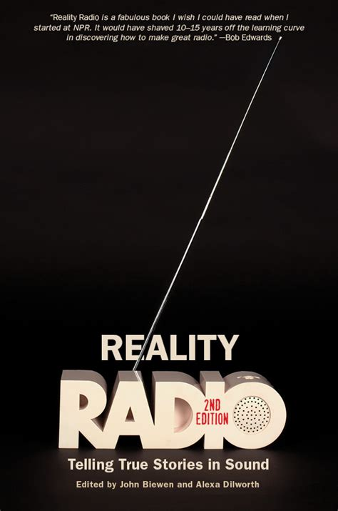 Reality Radio Telling True Stories In Sound