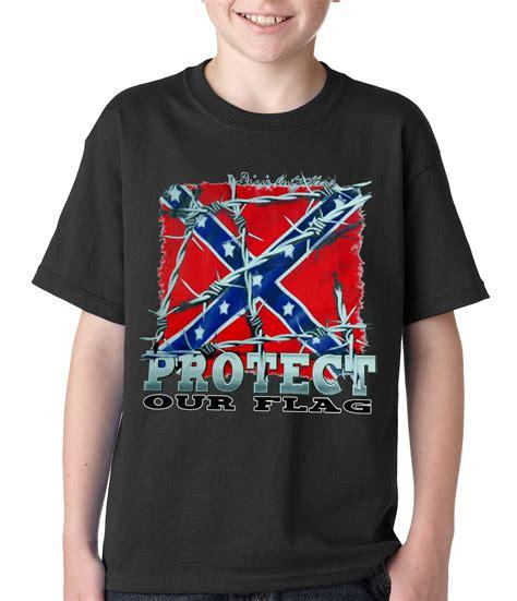 Rebel Flag T Shirts Confederate Flag Shirts Bewild
