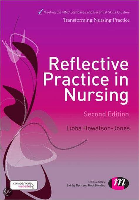 Superb Reflective Practice In Nursing Howatson Jones Lioba Epub Pdf Wiring Digital Resources Honesemecshebarightsorg