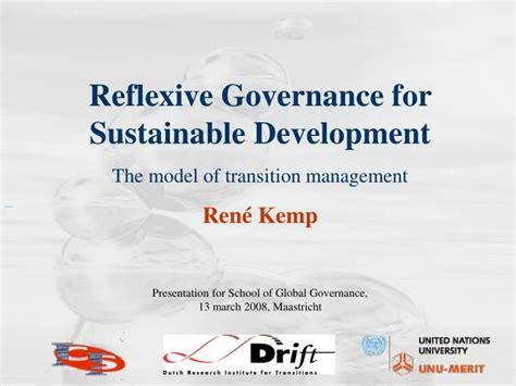 Terrific Reflexive Governance For Sustainable Development Voss J P Bauknecht Wiring Database Gramgelartorg