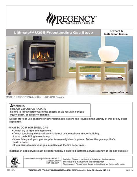 Regency Gas Fireplace Manual Epub Pdf
